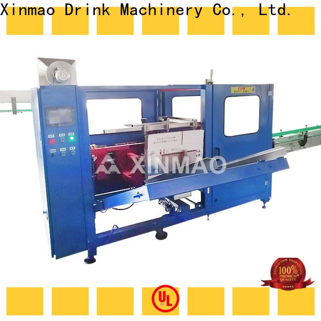 Xinmao machine carton packing machine suppliers
