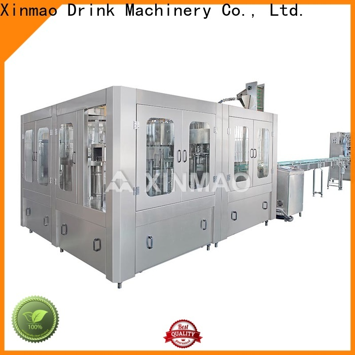 Xinmao automatic filling machine liquid for business for factory