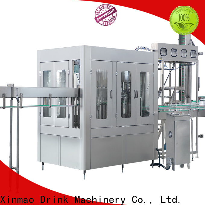 Xinmao wholesale water bottle packing machine for business for pet bottle
