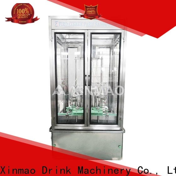 Xinmao wholesale oil bottle packing machine for sale for soy sauce