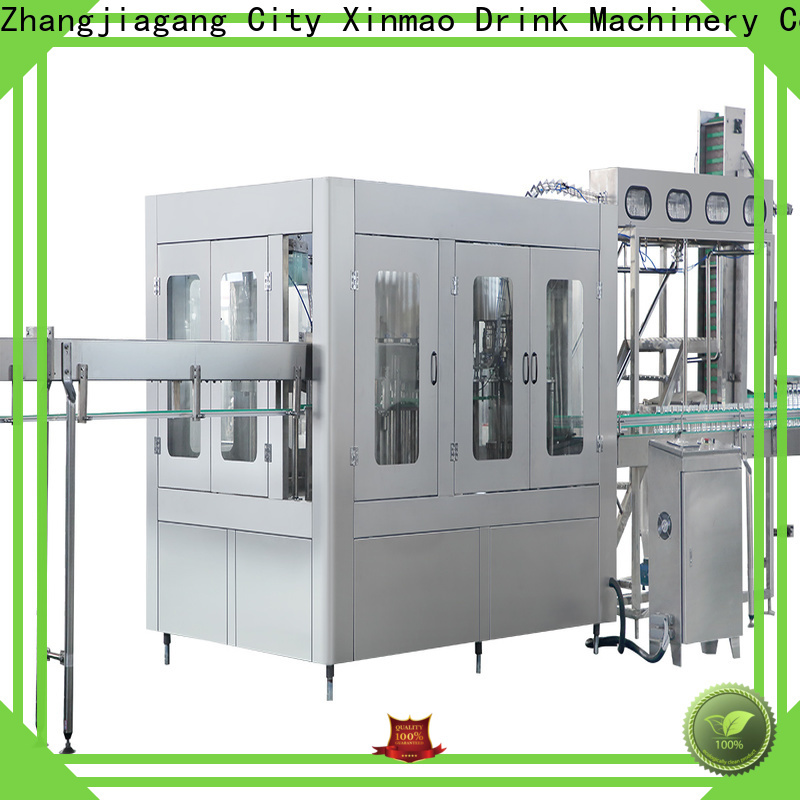 Xinmao wholesale water packaging machine for sale for water jar