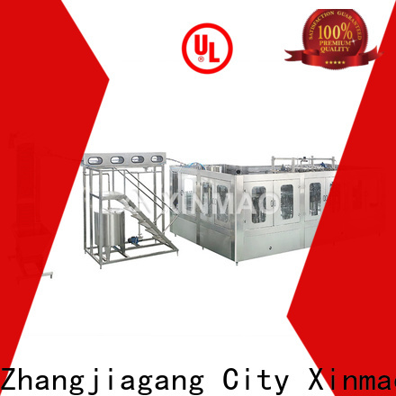 Xinmao filling carbonated beverage filling machine factory for carbonated drink