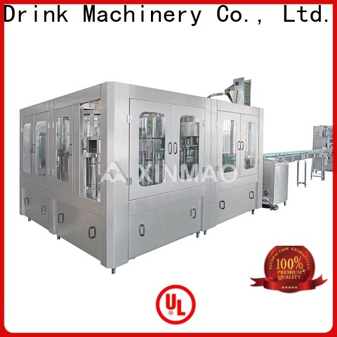 Xinmao wholesale packaged drinking water filling machine manufacturers for pet bottle