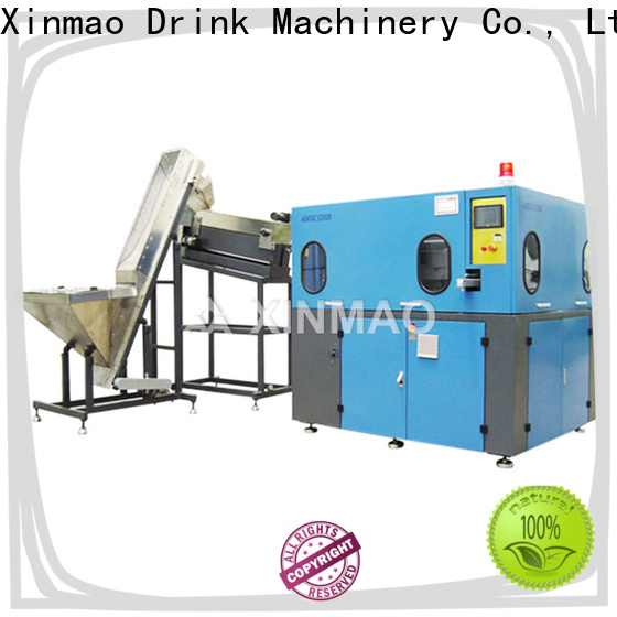 Xinmao blow automatic blowing machine suppliers for bererage