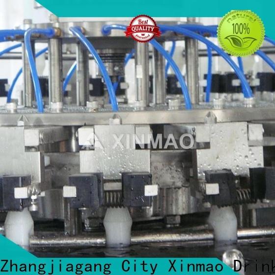 Xinmao machine wine bottle filling machine for sale for liquor