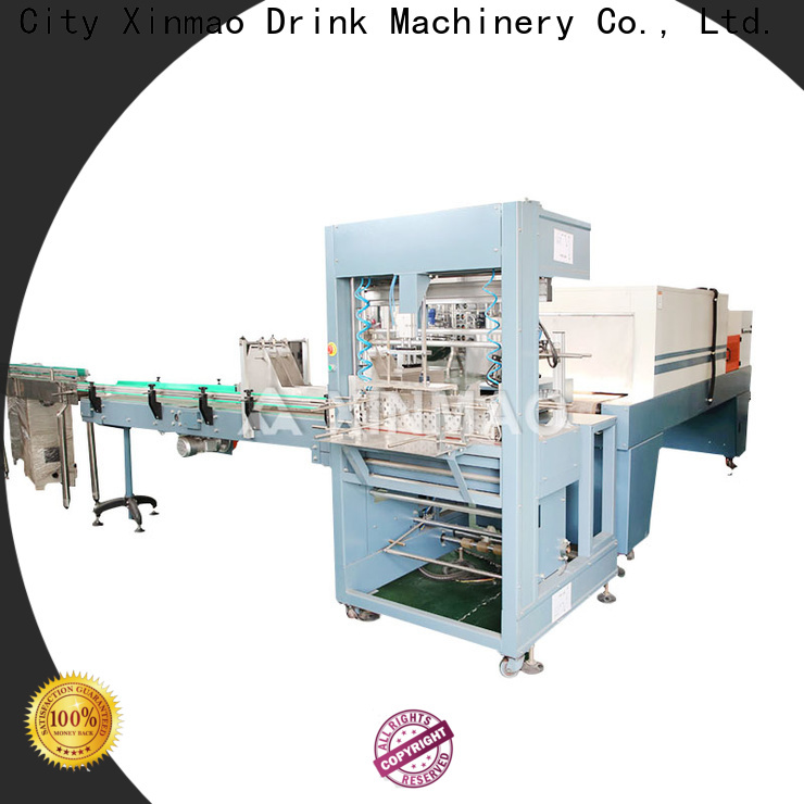 wholesale packaging machinery automatic suppliers for bottle