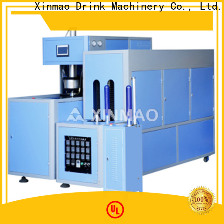 Xinmao fully 5 gallon bottle blowing machine suppliers for juice