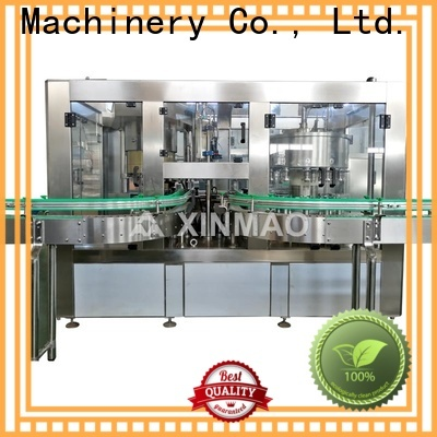 Xinmao wholesale aseptic juice filling machine manufacturers for juice