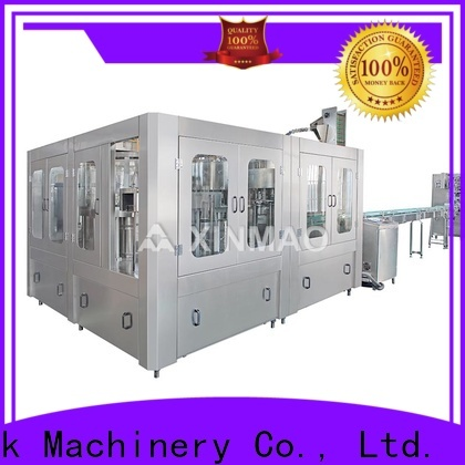Xinmao automatic filling machine liquid manufacturers for pet bottle