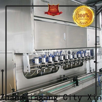 Xinmao high-quality oil bottle filling machine manufacturers for soy sauce