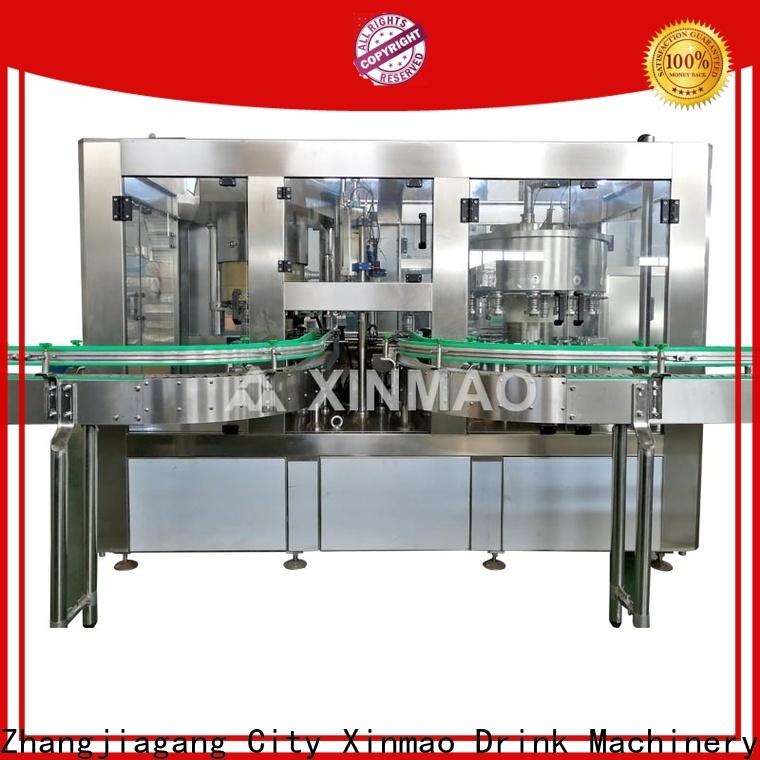 Xinmao bottle juice filling machine suppliers for tetra juice