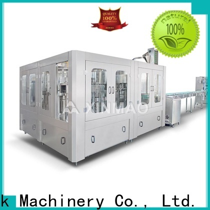 Xinmao automatic pure water filling machine for sale for water jar