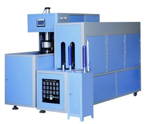 XINMAO SEMI-AUTOMATIC 5 GALLON BOTTLE BLOW MOLDING MACHINE