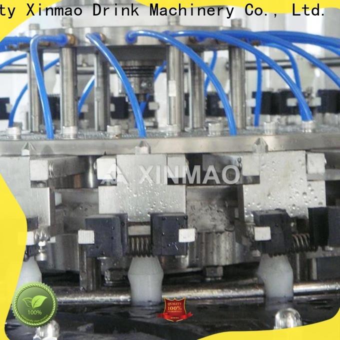 Xinmao best wine bottle filling equipment factory for wine bottle