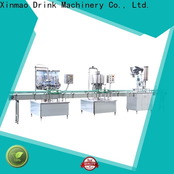 Xinmao wholesale pneumatic bottle filler manufacturers for factory