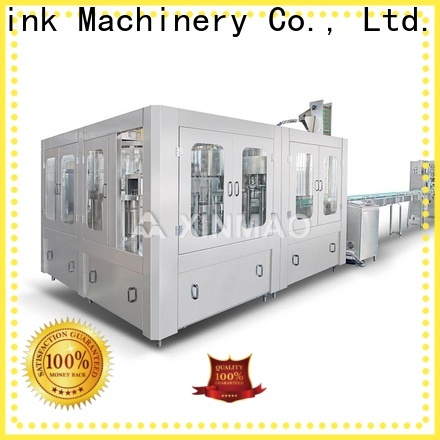 Xinmao mineral pure water filling machine for sale for mineral water