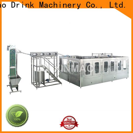 Xinmao glass juice bottling companies supply for fruit juice