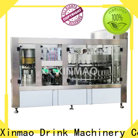 Xinmao high-quality bottom beer filling machine for business for beer bottle