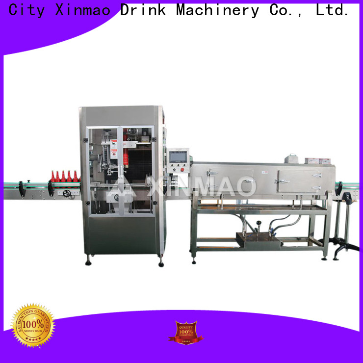 Xinmao New auto labeler manufacturers for factory