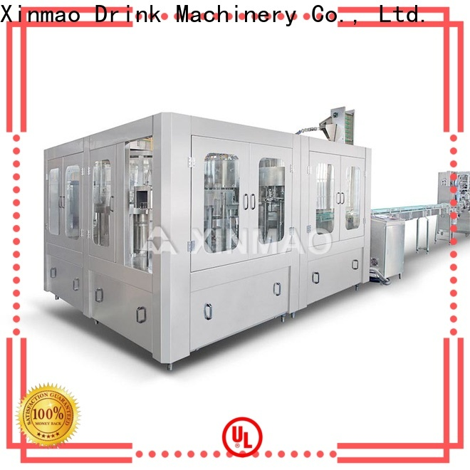 Xinmao bottle water factory systems reverse osmosis suppliers for water jar
