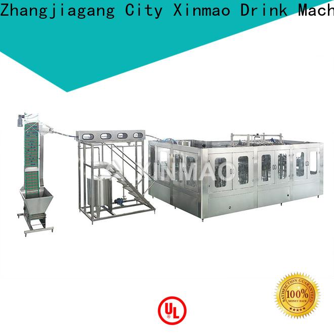 custom e juice making machine filling factory for tetra juice