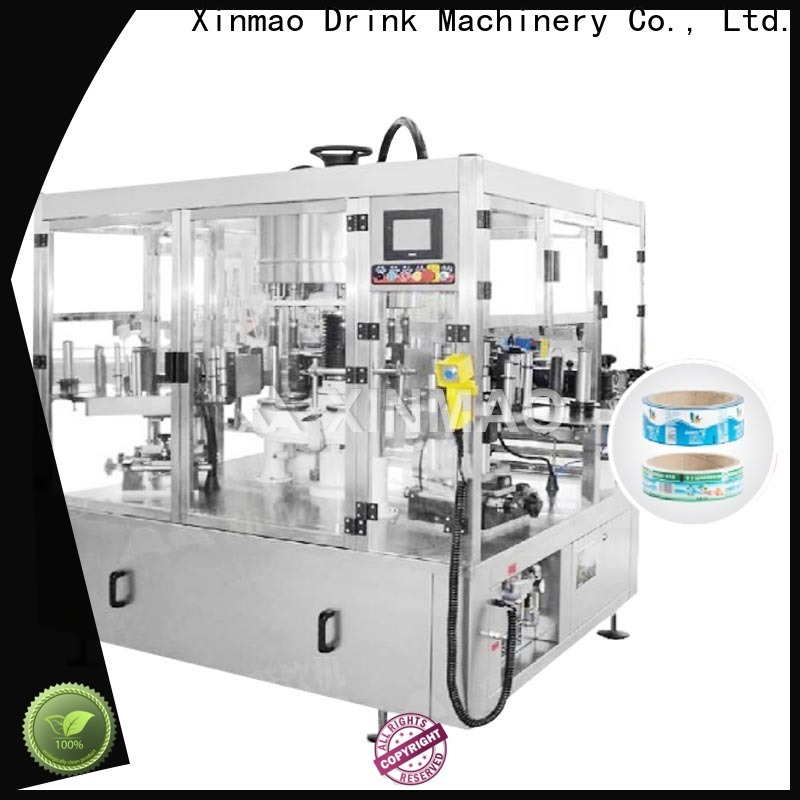 Xinmao product labeling machinery manufacturers for factory