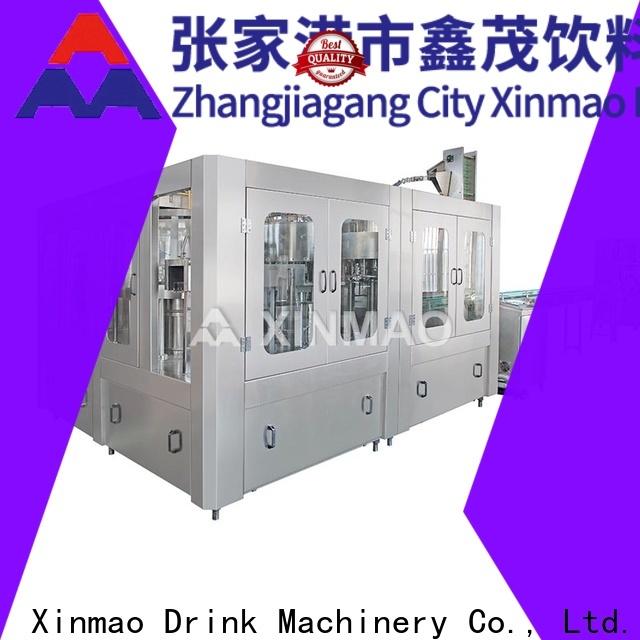 Xinmao gallon horix filler factory for water bottle
