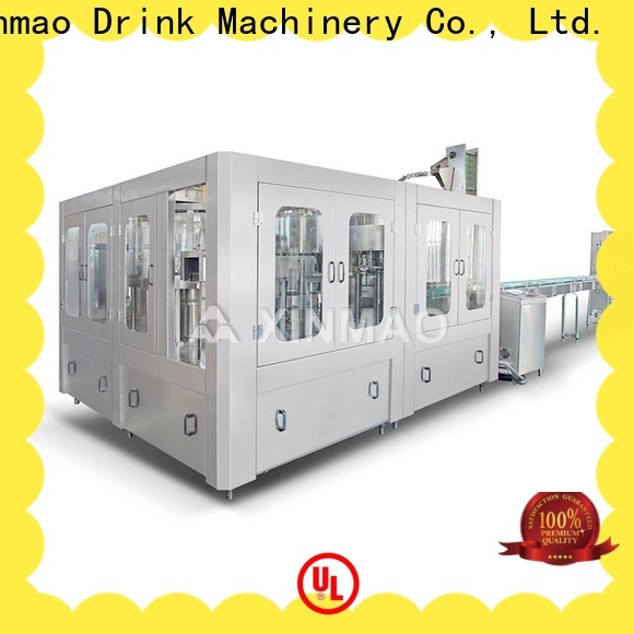 Xinmao filling pure water business for business for mineral water