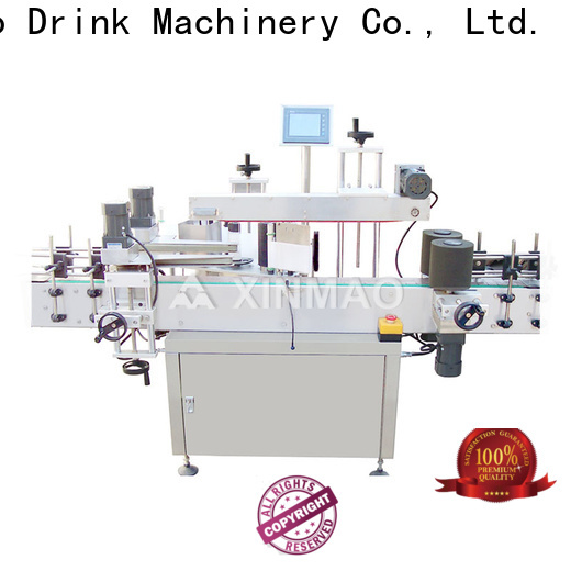 Xinmao sleeve automated labeling machines for business for plastic bottles