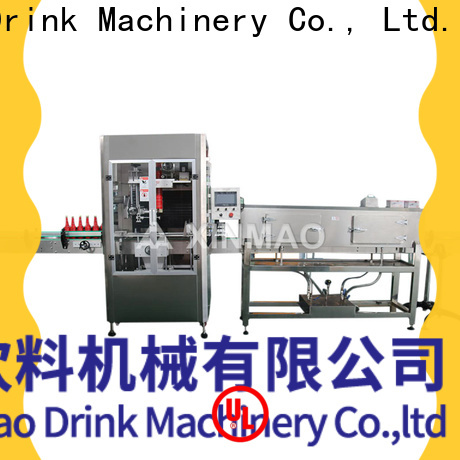 Xinmao high-quality bottle labeler for sale factory for factory