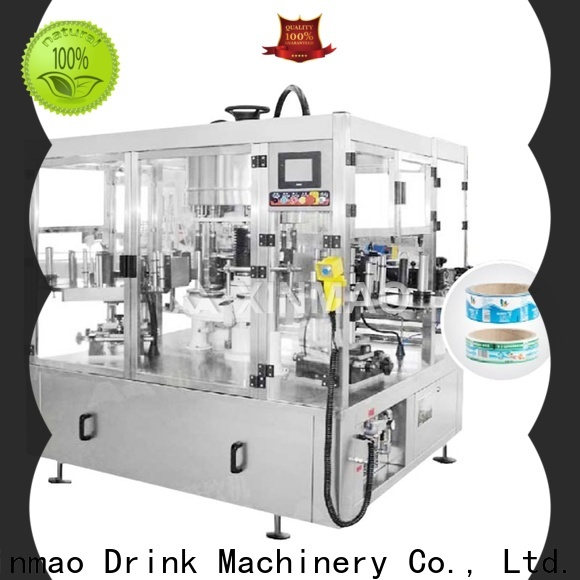 New automatic labeler machine supply for factory