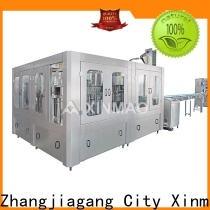 high-quality filler foods machine company for water bottle