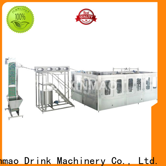 Xinmao small water bottling machine for sale factory for mineral water
