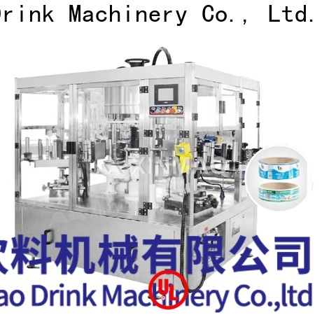 Xinmao latest used labeling equipment company for plastic bottles