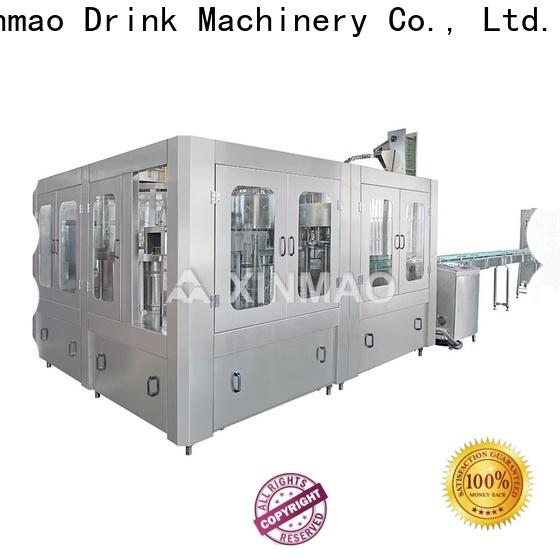 Xinmao top diamond water price per bottle company for water bottle