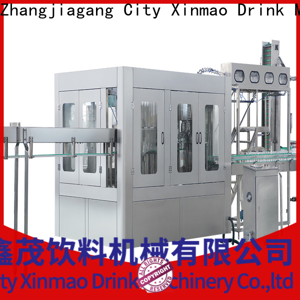 Xinmao wholesale purified water station factory for factory