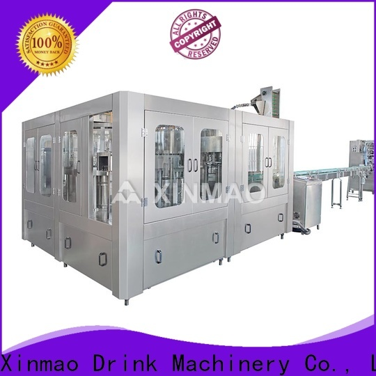 Xinmao top alkaline water systems compared for business for factory