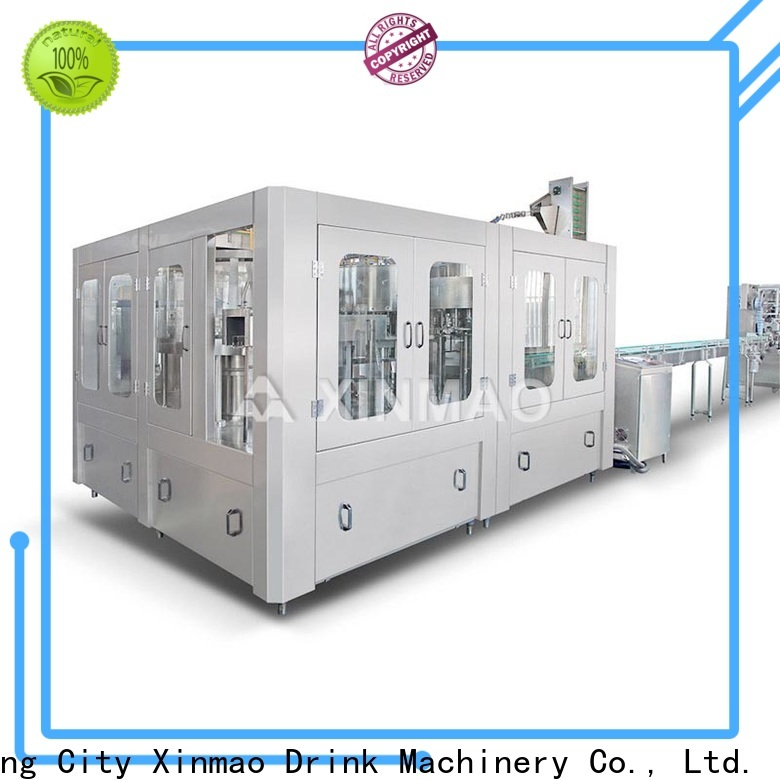 Xinmao custom bottleing equipment for business for mineral water