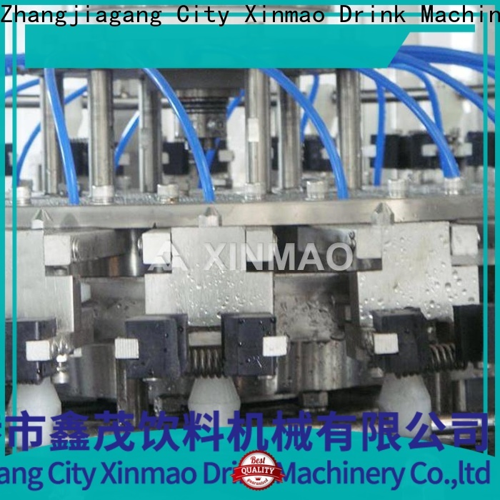 Xinmao New wine bottling equipment factory for liquor