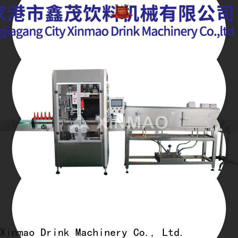Xinmao custom auto labeler manufacturers for bottle