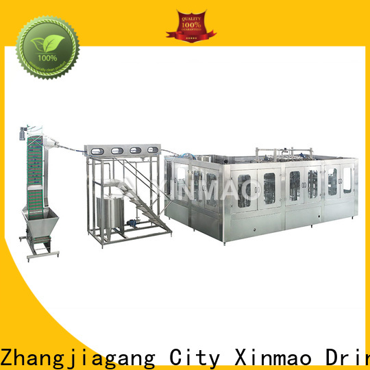 Xinmao automatic juice making machine for sale for mango juice