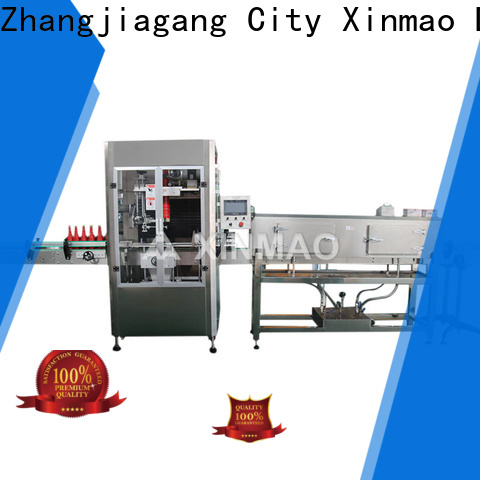Xinmao product self adhesive labeling machine for sale for water bottle