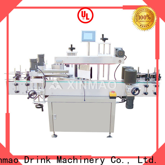 Xinmao latest machinery labels manufacturers for bottle