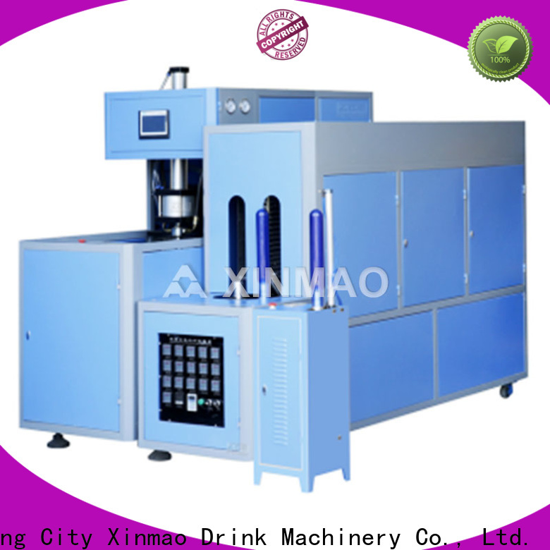 wholesale semi automatic pet bottle blowing machine fully company for juice