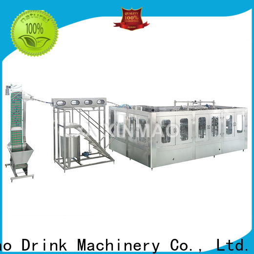Xinmao New carbonated soft drink filling machine supply for soft drink