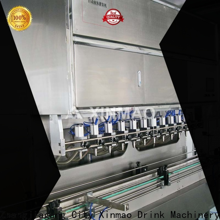 Xinmao best vegetable oil filling machine factory for oil
