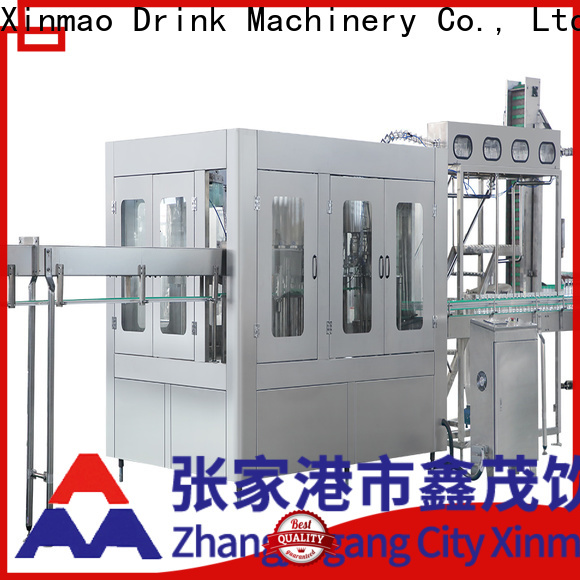 Xinmao high-quality water botling supply for mineral water