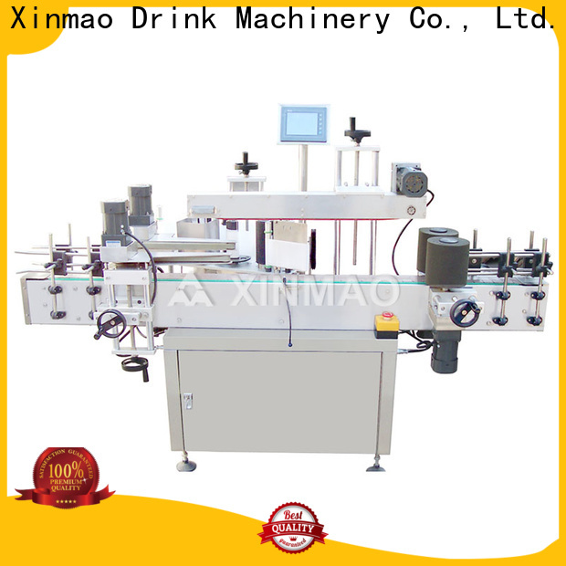 Xinmao wholesale labeling machine for sale suppliers for plastic bottles